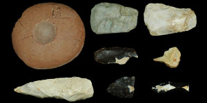 British Mesolithic and Neolithic - Group of Implements (8 )