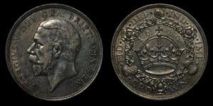 George V - Wreath Crown - 1929