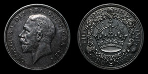 George V - Wreath Crown - 1932