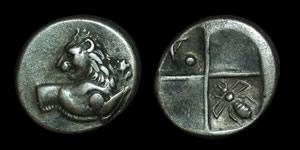 Greece - Thrace - Cherronesos Autonomous Coinage - Hemidrachm