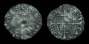 English Tudor - Mary - Silver Penny