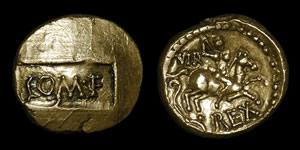 British Celtic - Atrebates and Regni - Verica - Gold Stater