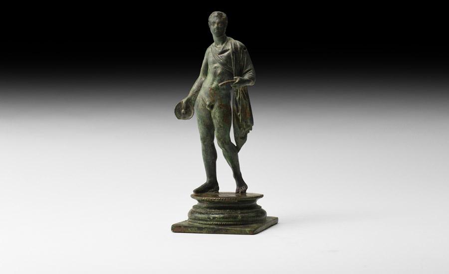 Roman Guardian Statuette £8,000-10,000