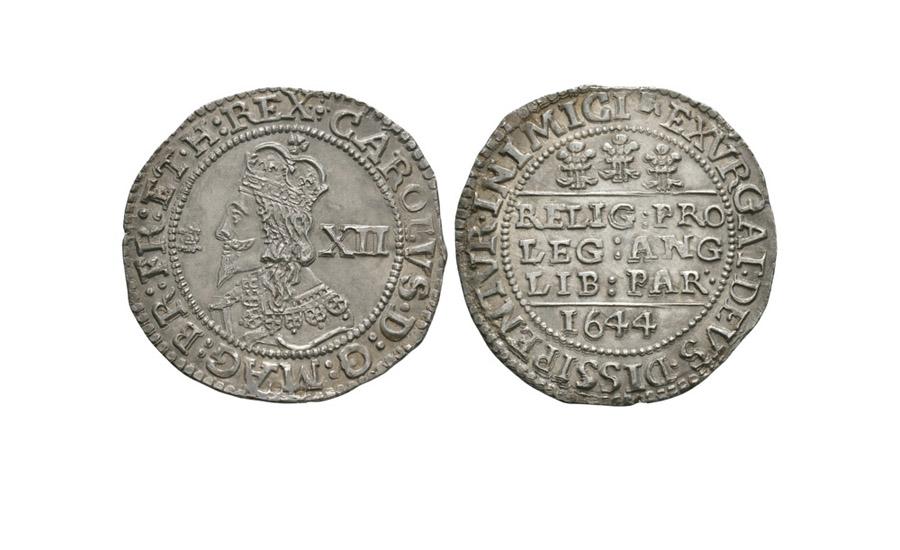 Charles I 'Bristol' Shilling £4,000-6,000