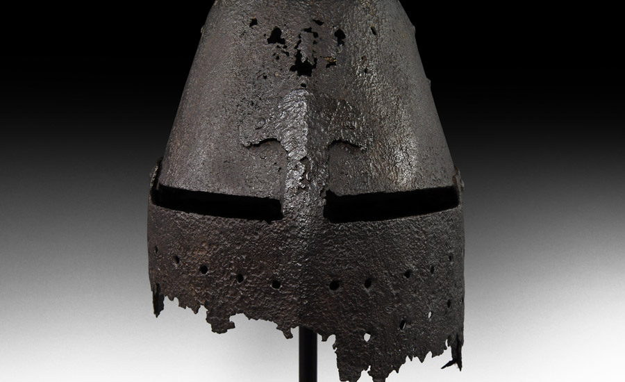 Medieval German Great Helm   £6,000 - £8,000