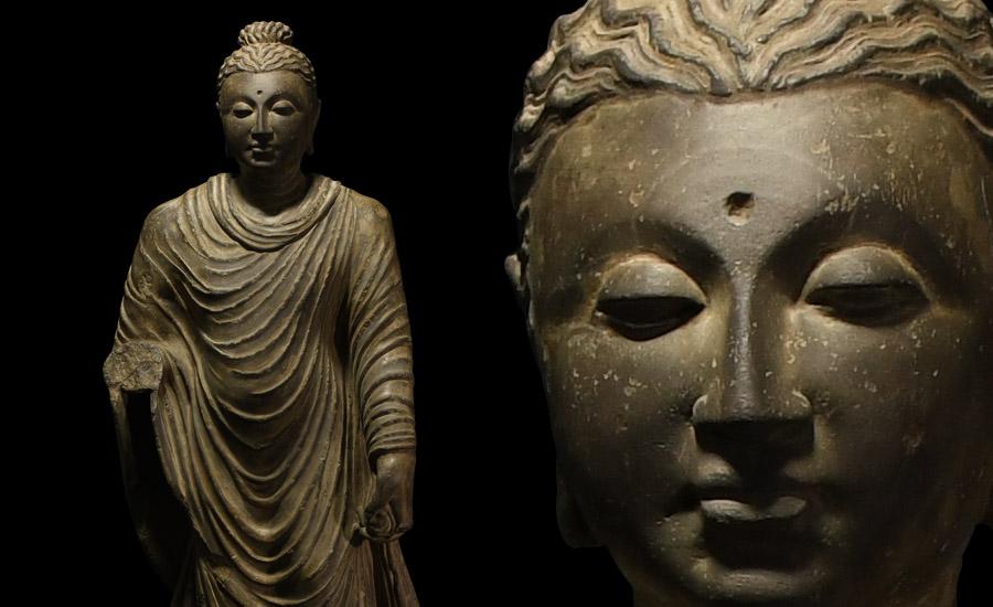 Gandharan Buddha Statue   £8,000 - £10,000