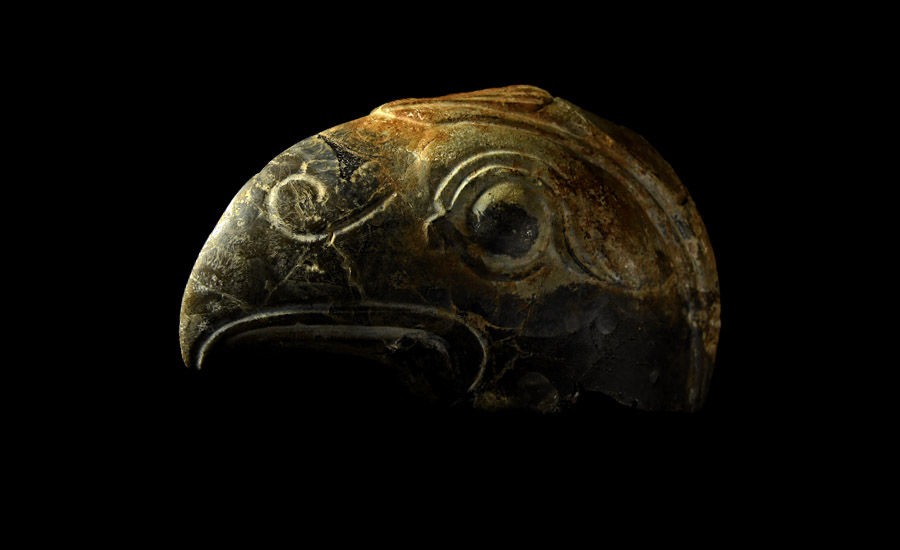 Hellenistic Head of a Bird of Prey £50,000 - £70,000