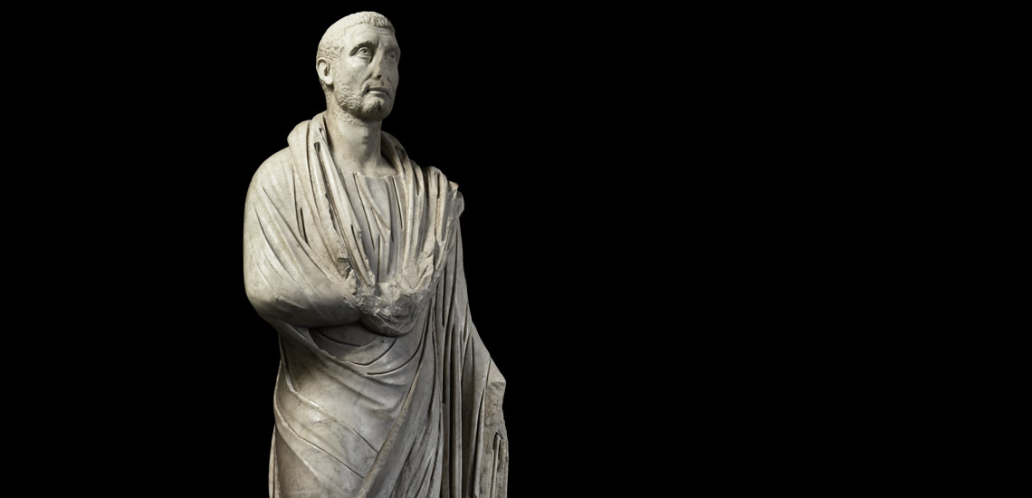 Roman Life-Size Statue of an Important Magistrate £400,000 - £600,000