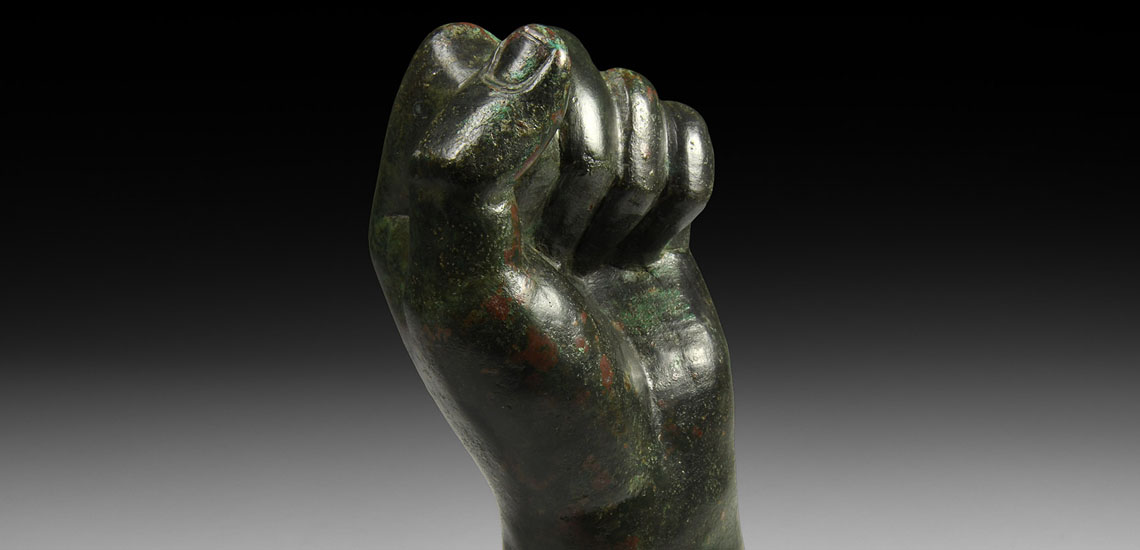 Roman Clenched Statue Fist £5,000 - 7,000