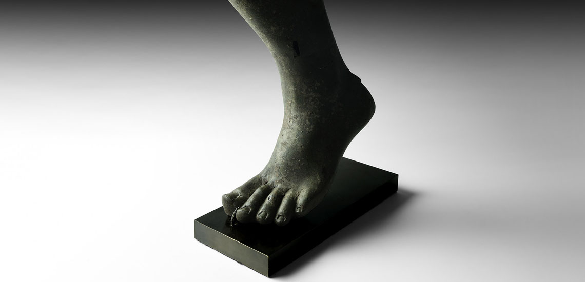 Roman Statue Foot  £8,000 - 10,000