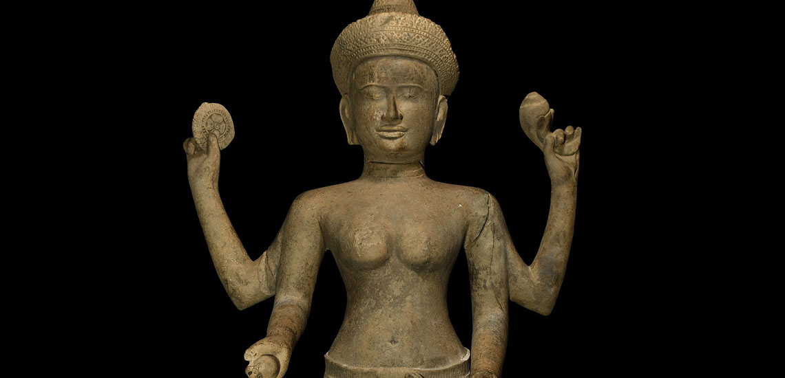 Lakshmi Statue £12,000 - 17,000