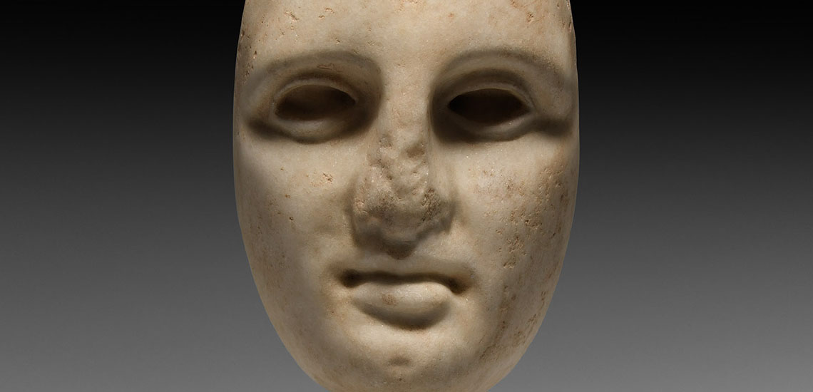 Greek Marble Face £30,000 - 40,000