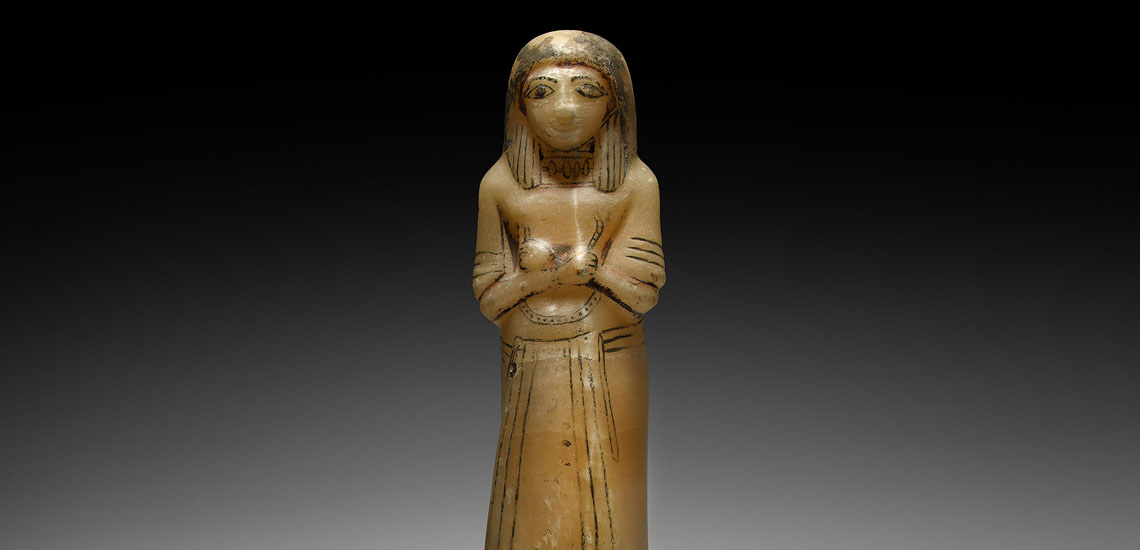 Egyptian Overseer Shabti £20,000 - 30,000