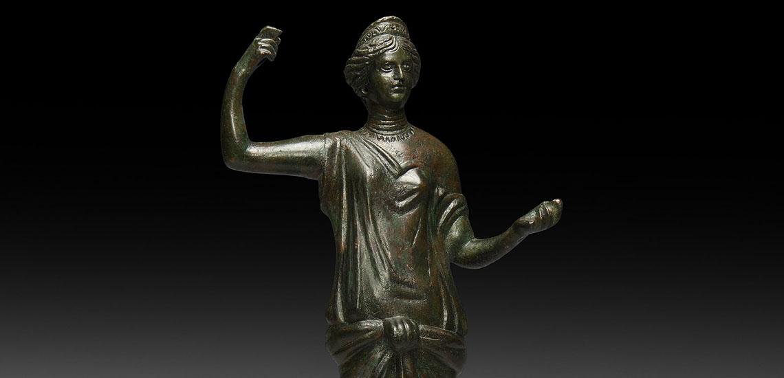 Roman Statuette of Juno £8,000 - 10,000