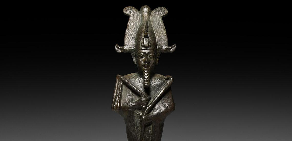 Egyptian Osiris Statue £8,000 - 10,000