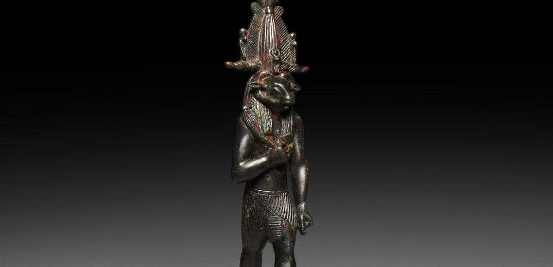Egyptian Khnum Statuette £20,000 - 30,000