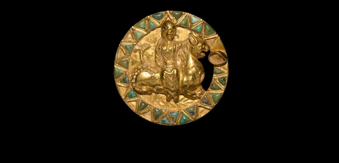 Sarmatian Goddess Riding Leocampus £12,000 - 17,000