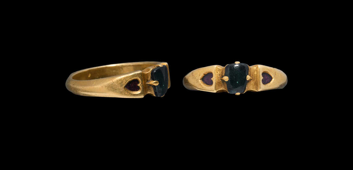 'The Wisbech' Medieval Love Ring £6,000 - £8,000