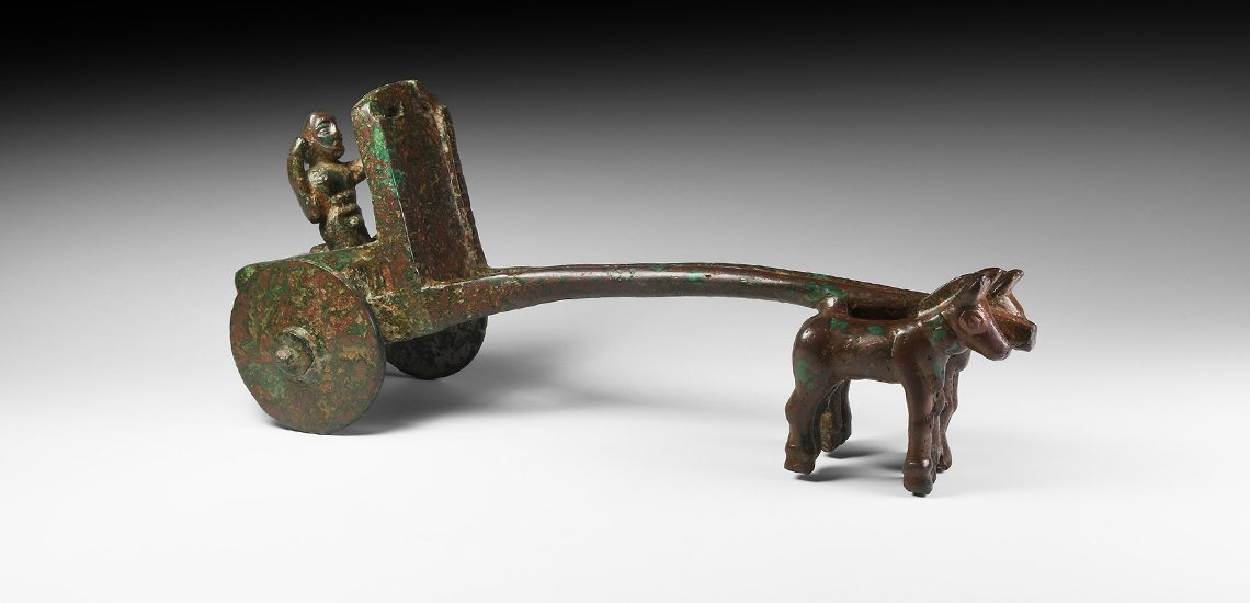 Early Mesopotamian or Proto-Elamite War Chariot £30,000 - £40,000