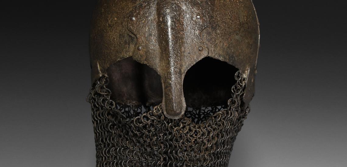 Byzantine Helmet with Aventail £15,000 - £20,000
