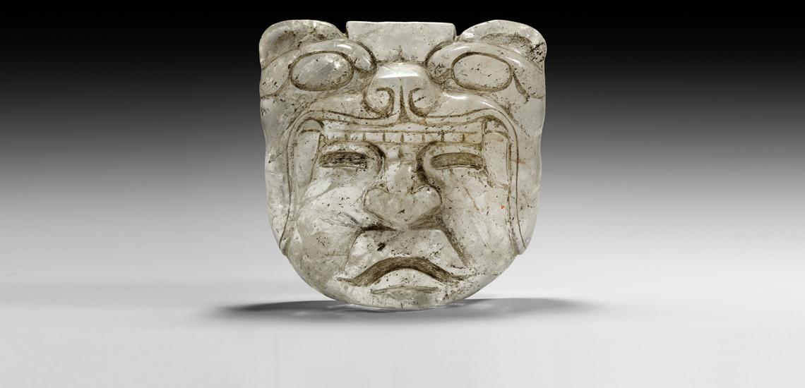 Olmec Crystal Tiger Mask £10,000-£14,000