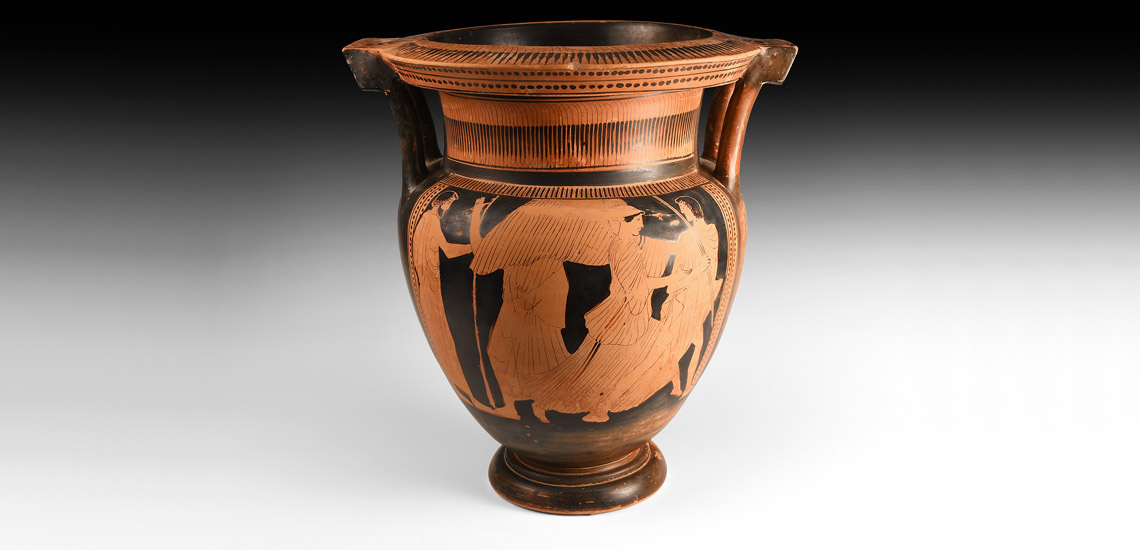 Krater with Myth of Kephalos Attributed to the Boreas Painter £10,000-£14,000