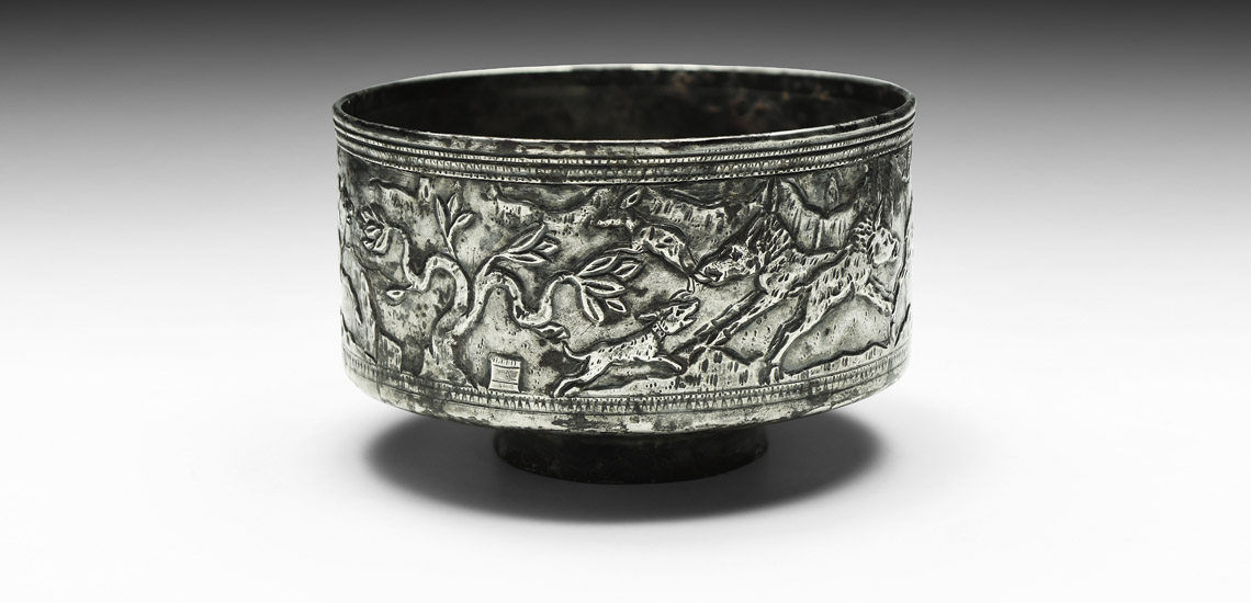 Hellenistic Bowl with Animals £80,000 - £100,000