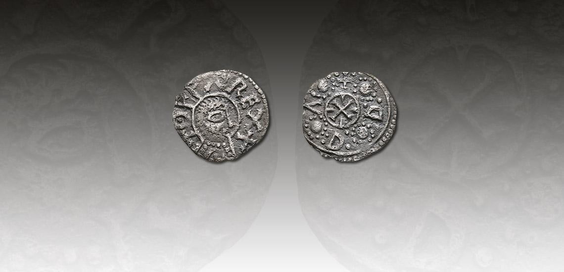 Anglo-Saxon Offa Portrait Penny £2,000 - £3,000