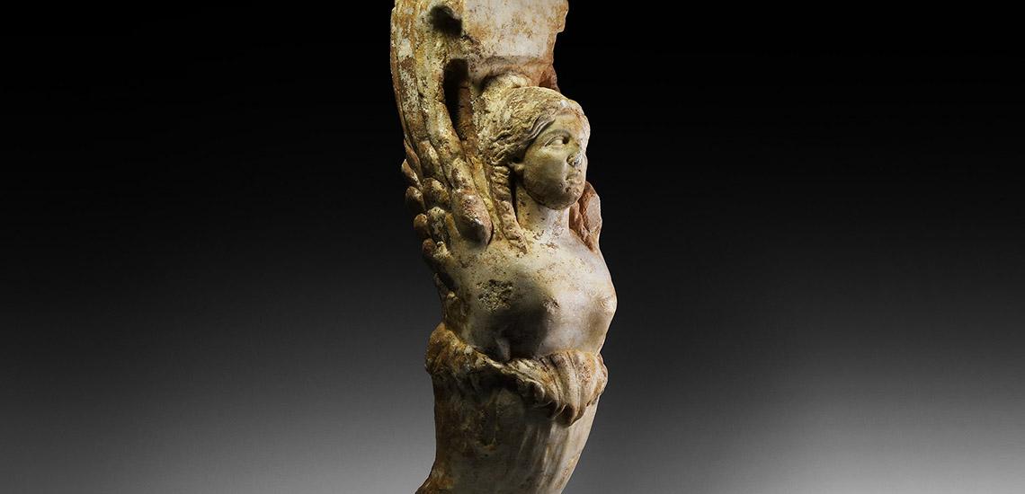 Hellenistic Sphinx Trapezophoros £15,000 - £20,000