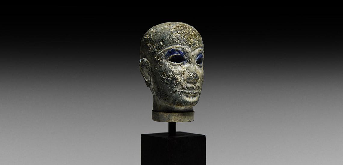 Neo-Sumerian Head of a Nobleman £30,000 - £40,000