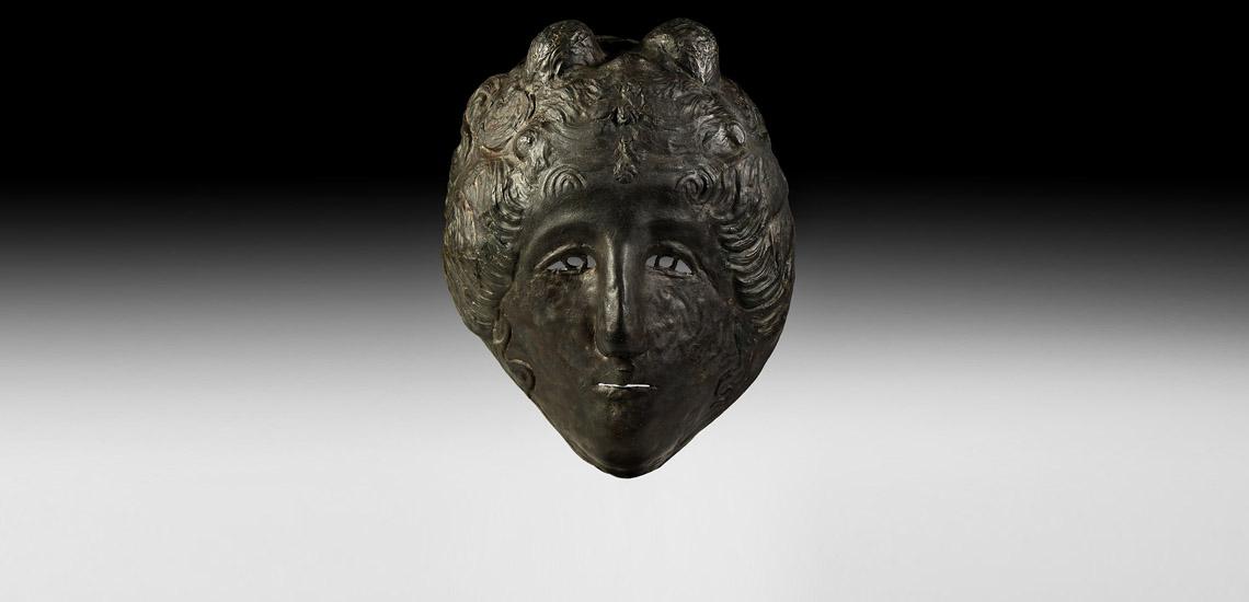 Roman Cavalry Sports Mask £15,000- £20,000