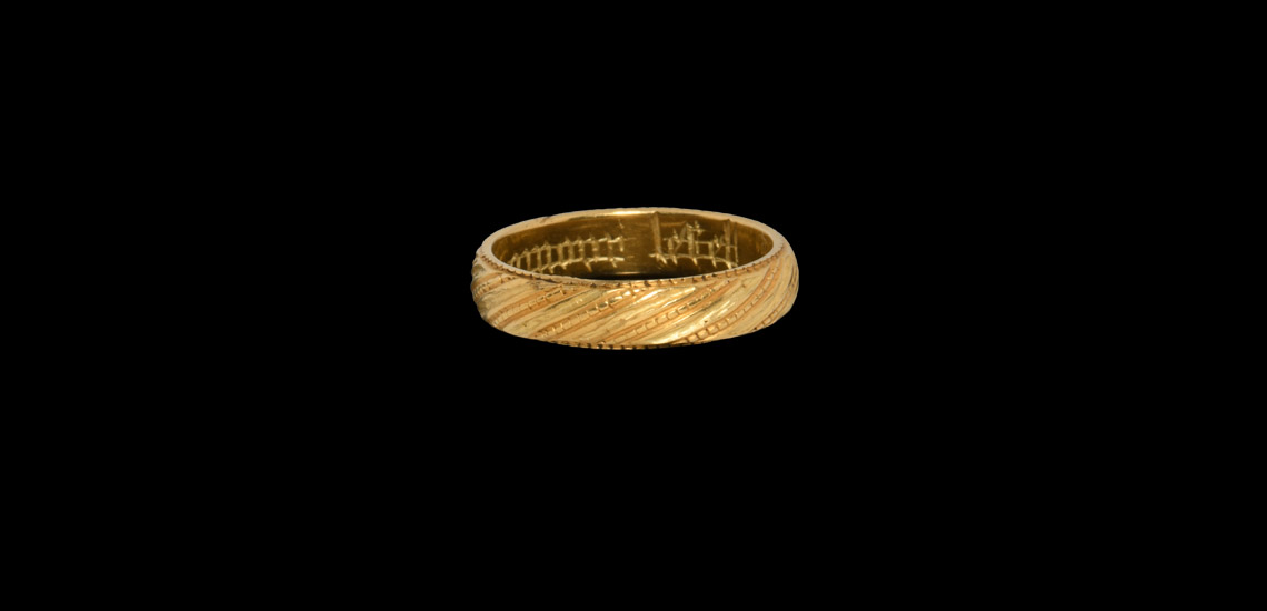 'The Gift of Loyal Love' Posy Ring £4,000 - £6,000