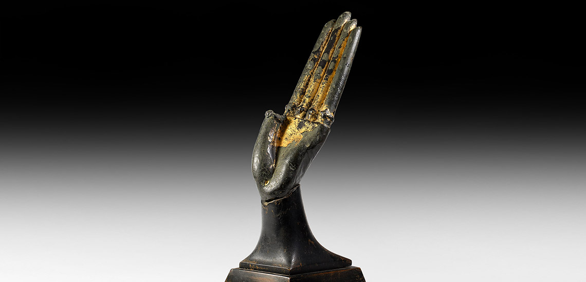 Larger than Life-size Statue Hand £1,500 - £2,000