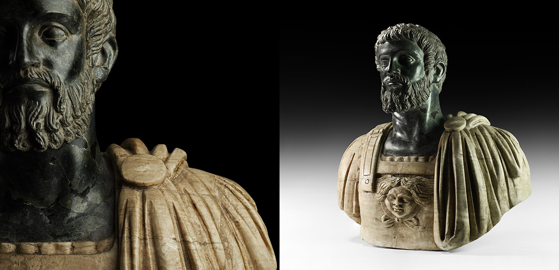 Renaissance Bust of Marcus Aurelius £40,000 - £60,000