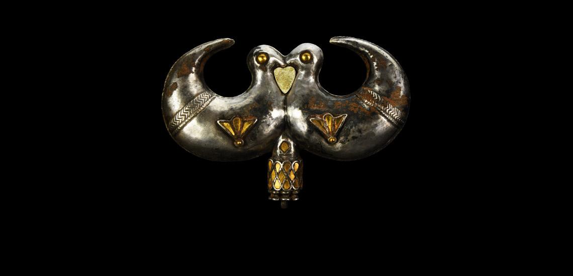 Achaemenid Gold Clad Pendant £5,000 - £7,000