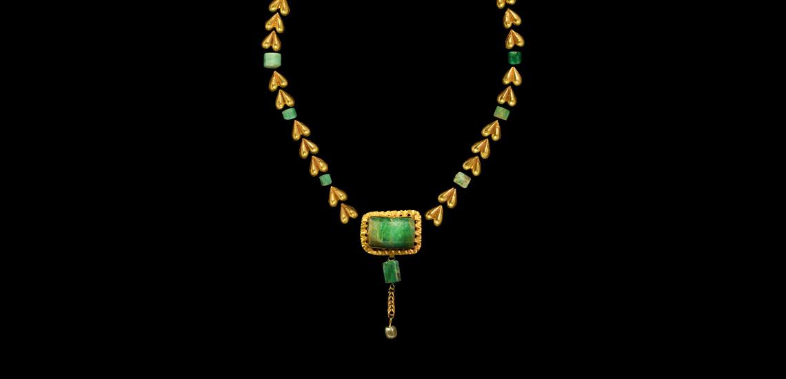 Graeco-Roman Necklace Element Set £10,000 - £14,000