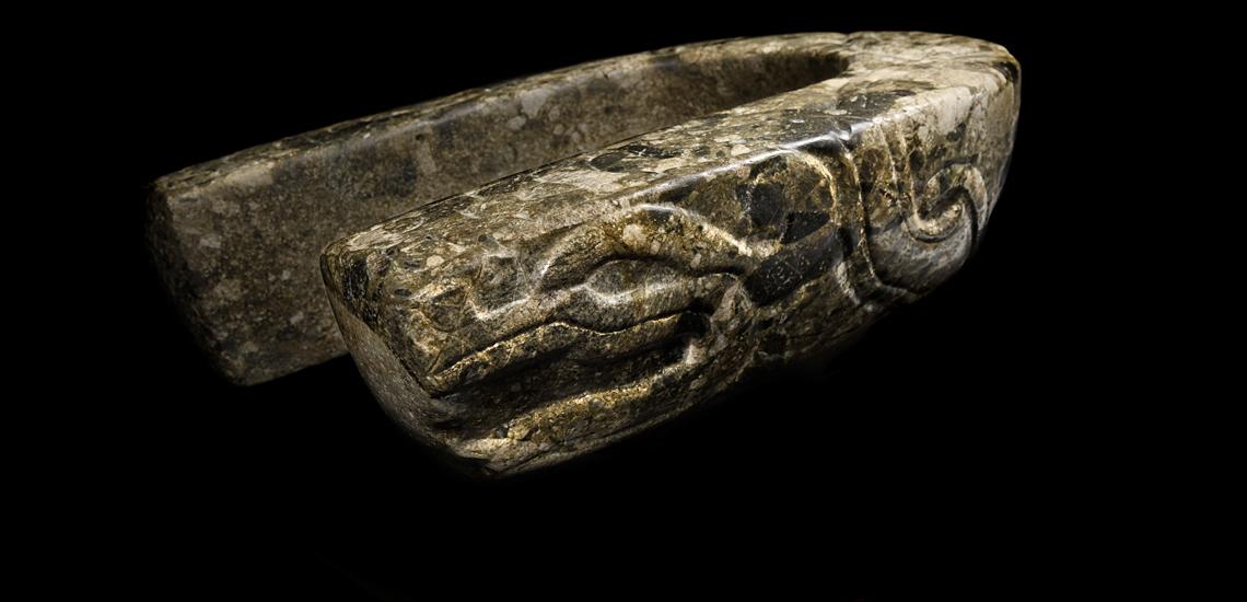 Mesoamerican Ballgame Belt