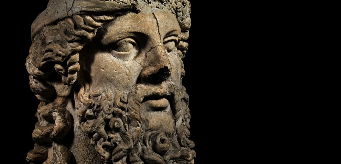 Renaissance Head of a Philosopher