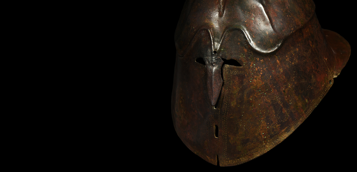 'The Axel Guttmann' Apulo-Corinthian Helmet