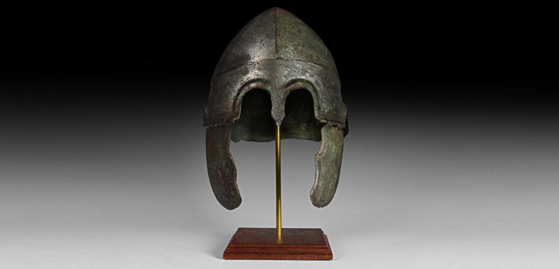 Tinned Chalcidian Helmet £5,000 - £7,000