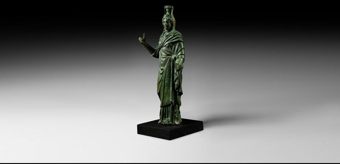Statuette of Goddess Ceres £10,000 - £14,000