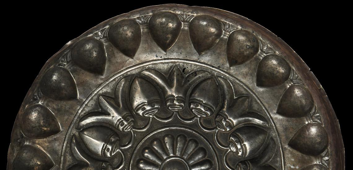 Large Proto-Achaemenid Silver Phiale Mesomphalos £7,000 - £9,000