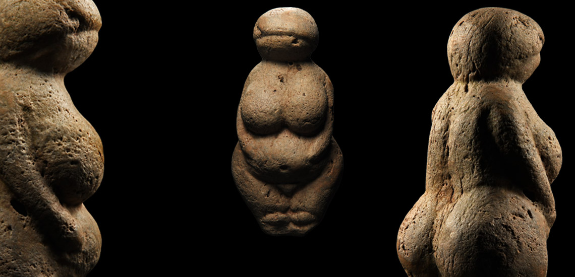 Upper Palaeolithic 'Venus' Idol £4,000 - £6,000