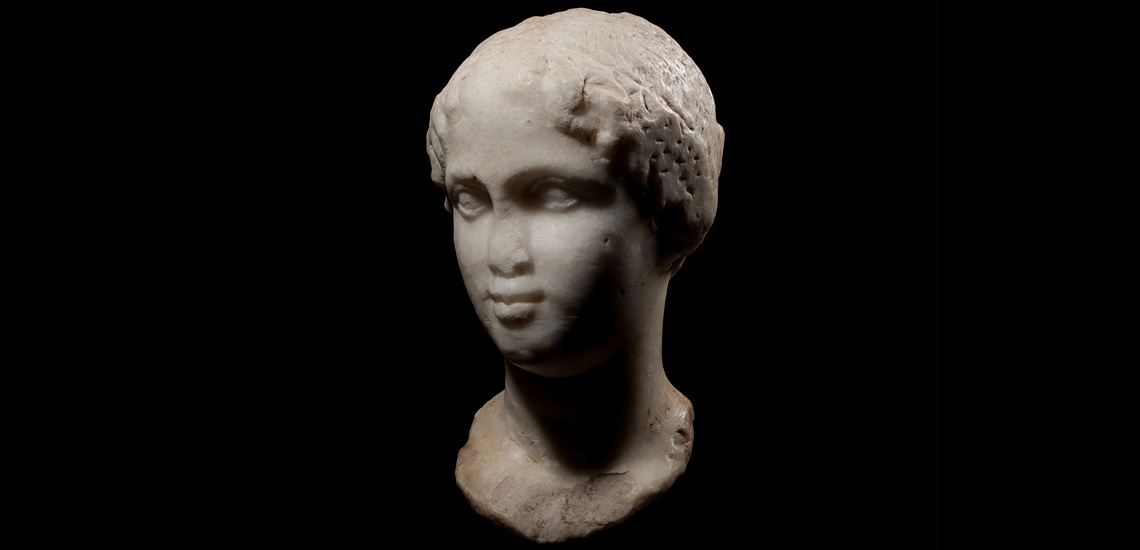 Greek Bust of Cleopatra £18,000-£24,000