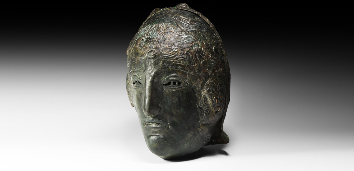 Roman Mater Castrorum Type Cavalry Sports Helmet £30,000-£40,000