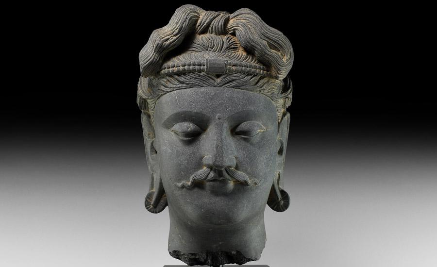 Gandharan Buddha Statue Head £8,000 - £10,000
