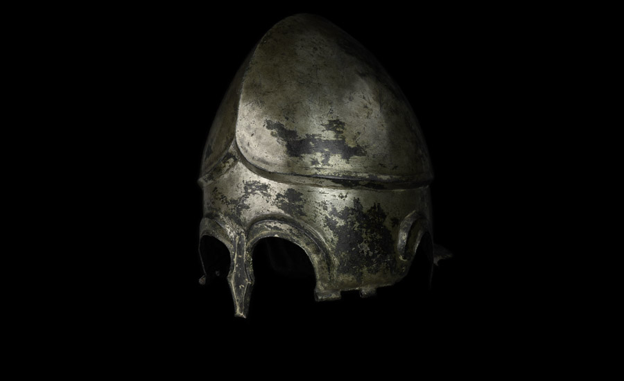 Highly Tinned Chalcidian Helmet £18,000 - 24,000