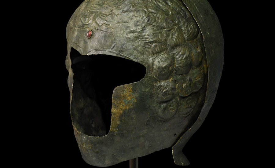 Roman Pfrondorf Type Cavalry Sports Helmet £30,000 - 40,000