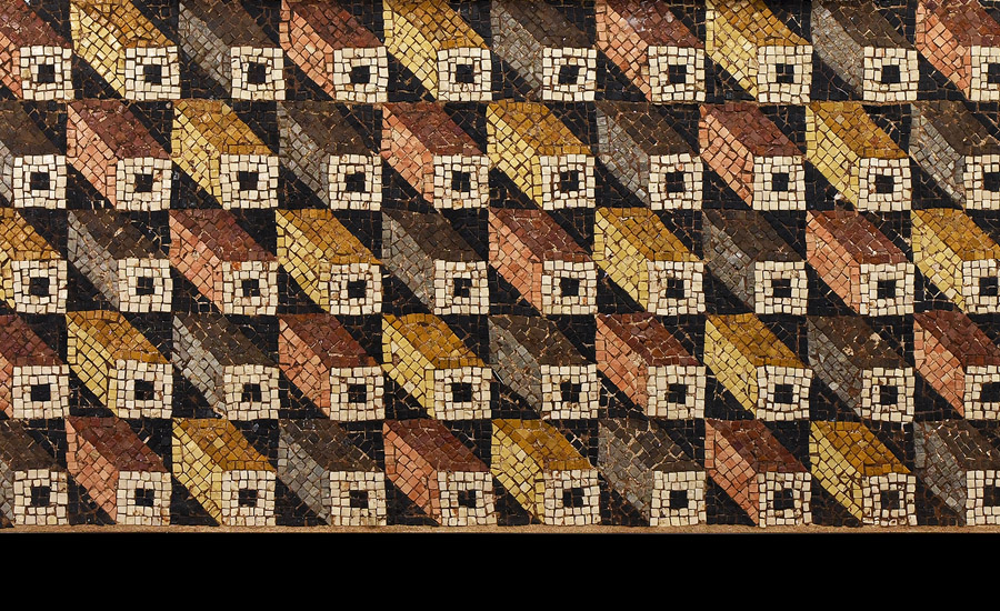 Roman Mosaic Panel £5,000 - £7,000