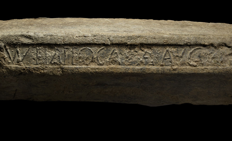 Roman Large Lead Ingot £8,000 - 10,000